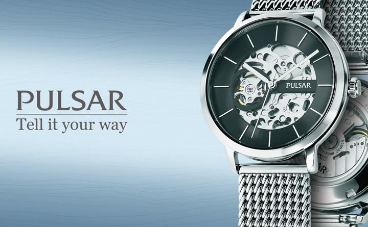 dc599a268 Men's Watches. Ladies Watches. Pulsar720x445